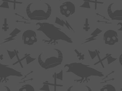 Slate Pattern - Closeup vector pattern viking