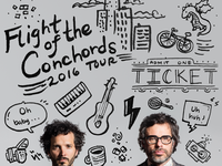 Flight of the Conchords Announcement
