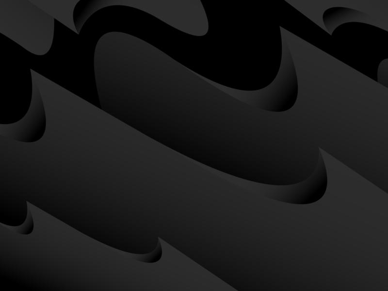 Black on Black vector wallpaper