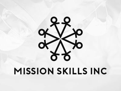 Branding: Mission Skills Logo Inc