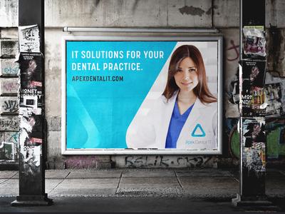 Apex Dental IT Branding