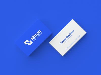 Nitron: Contact Card