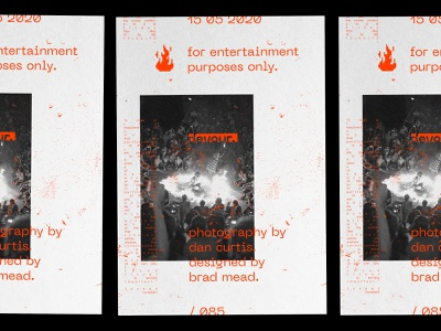 85 modern bright clean swiss poster swiss design swiss style swiss burned distressed ritual hot fire devour layout editorial printed posters print poster