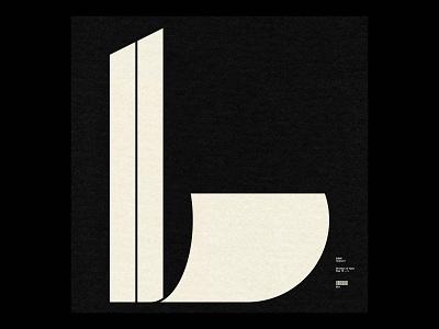 36 Days ― L swiss grid minimal type typography 36daysoftype08 36daysoftype 36days