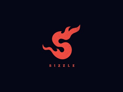 """Day Ten: """"Flame Logo"""""""