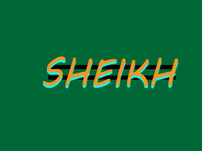 SHEIKH LOGO