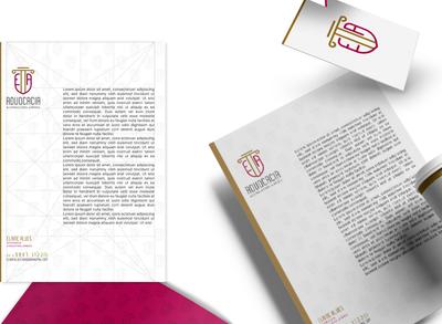 Brand Design and Stationery Design