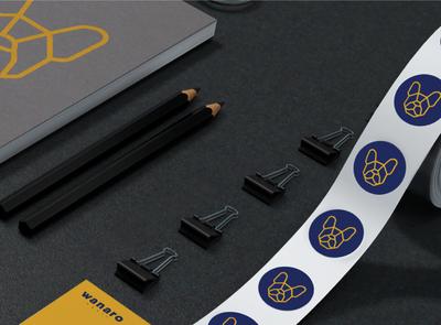 Brand design Wanaro