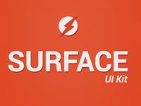 Surface UI Kit – Premium Web UI Elements