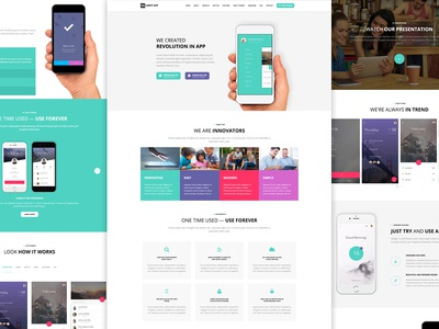 Unify Mobile App Theme