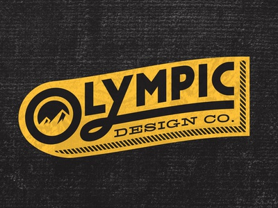 Olympic Design Co. | Main Logo