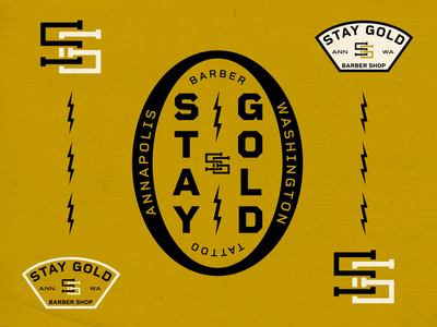 STAY GOLD • Brand Exploration