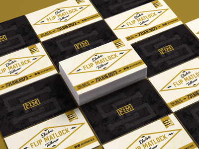 Flip Matlock | Business Cards
