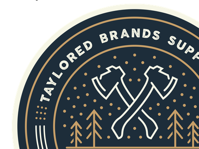 Supply Co Badges & Stickers
