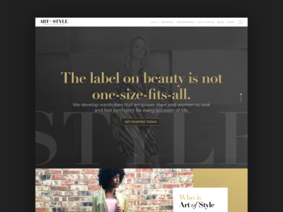Image Consultant - Art of Style