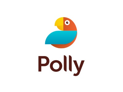 Polly language school parrot