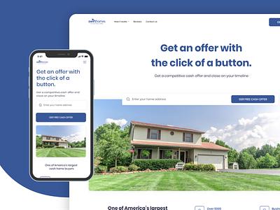Swift Homes | Web Design different development developers adobe xd ux web design ui design uiux figma ui