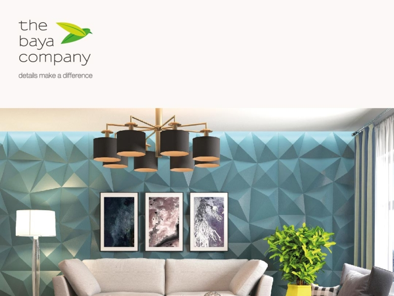 Interiors On A Budget By The Baya Company On Dribbble