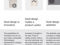 Dieter Rams Ten Principles For Good Design Wallpaper