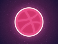 Dribbble Ball Spooky