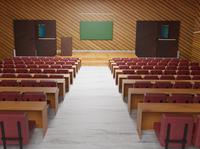 classroom 3D visual art visualization 3d artist students education theater design blender3d 3d art visual design