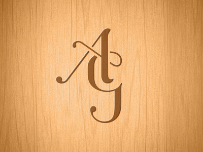 AG Instruments ag instruments lettering type sound monogram monograma instrumentos artesanal madeira wood carved