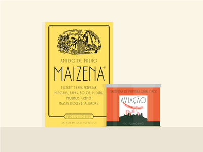 Quindim Specimen aviacao maizena brasil design packaging embalagem specimen font quindim
