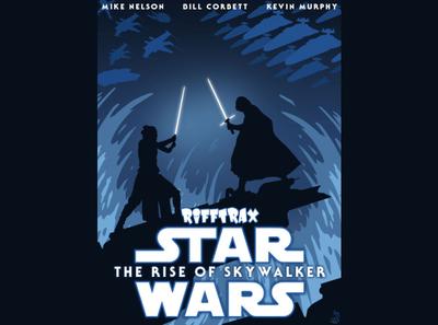 Star Wars Rise of Skywalker for RiffTrax