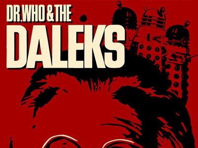 Dr. who and the Daleks Alternate