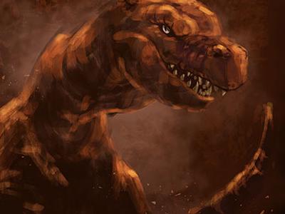 Prehistoric Beast