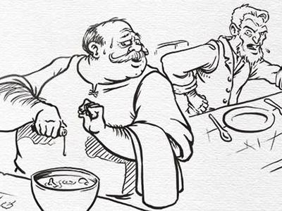 Inktober: Poison inktober2017 daily doodle dailydoodle poison inktober drawing sketch illustration