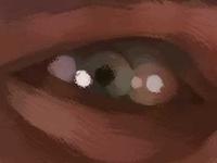Clint's eye