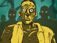 Zombie AKA I Eat Your Skin Alt.