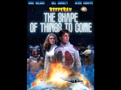 The Shape Of Things To Come photomanipulation design mst3k rifftrax