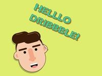 Helllo Dribbble!