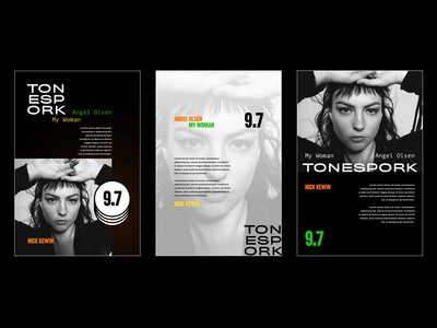 TONESPORK Brand Book