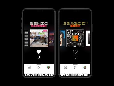 TONESPORK Brand Book - App