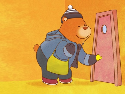 The Bear Wants to Go to..........