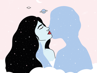 Lovers from space