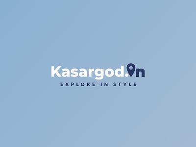 Directory Website logo for Kasargod.In kasargod ux ui illustration directory logodesign anzydesigns design logo branding anzy