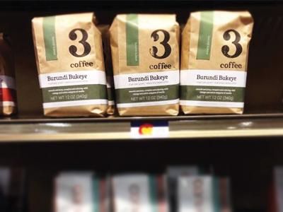 3 coffee coffee bags