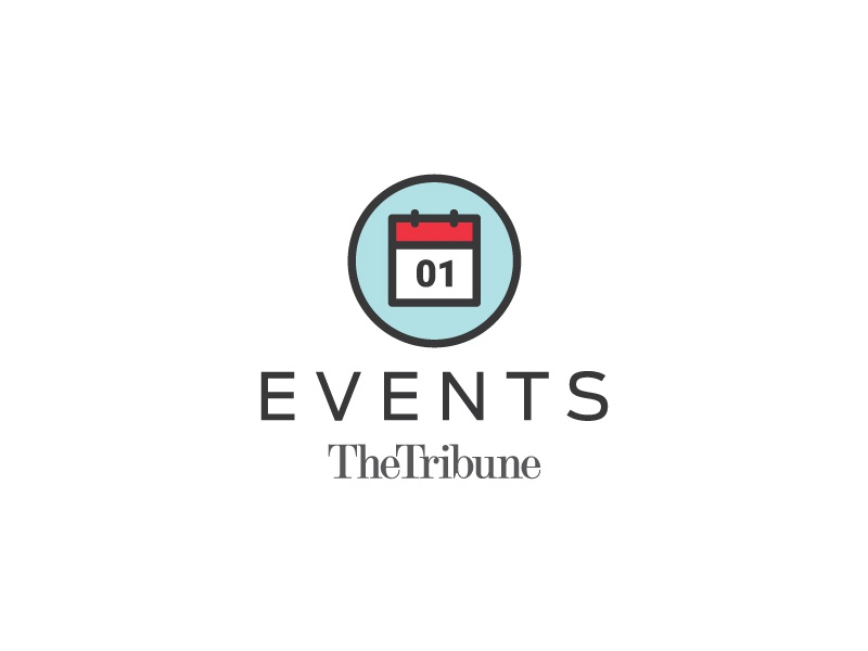 Tribune Services - Events events services flat icon branding