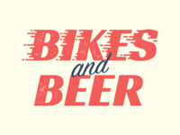 Bikes and Beer Type