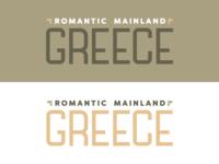 Romantic Mainland Greece