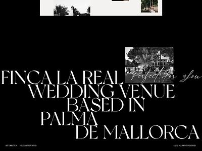 Finca Website animation portfolio corporate website graphic design visual identity branding logo grid typography ux ui web