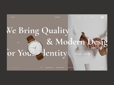 Watches shop clocks watches onlineshopping sketch store design store shop logo fashion grid clean typography ui ux web