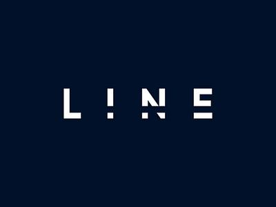 Wordmark line minimalislogo monogram logogram
