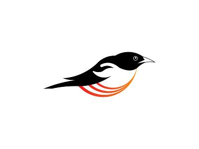 Bird Graphic Art vector symbol logo icon bird logo graphicdesign design