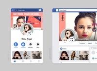 Social Media Facebook Cover Banner