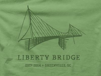 Dribbble liberty bridge